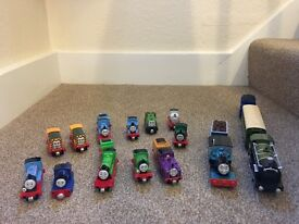 Thomas and friends take and play trains