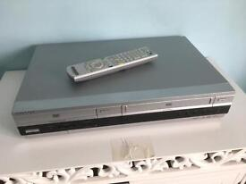 Sony VHS and DVD Player