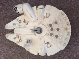Star Wars 1979 original millennium falcon