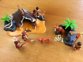 Playmobil Prehistoric sets