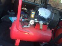 Compressor Tiger turbo 8/25
