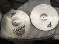 """Sabian 14"""" Hi Hats"""