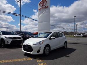 2016 Toyota Prius C BLUETOOTH CAMÉRA DE RECUL
