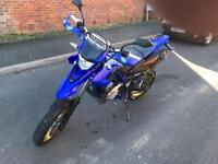 Yamaha wr 125 2010