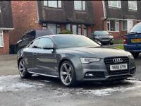 Audi A5 2.0 TDI Black Edition