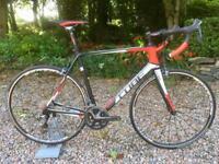 Cube Agree GTC carbon road bike Ultegra 6800 11 speed Mavic trek giant Specialized