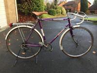 Vintage Falcon Road Bike. 56cm
