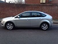 Ford Focus 2010 Style 1.6L Diesel 1 Owner from new MOT January 2018. (GY59