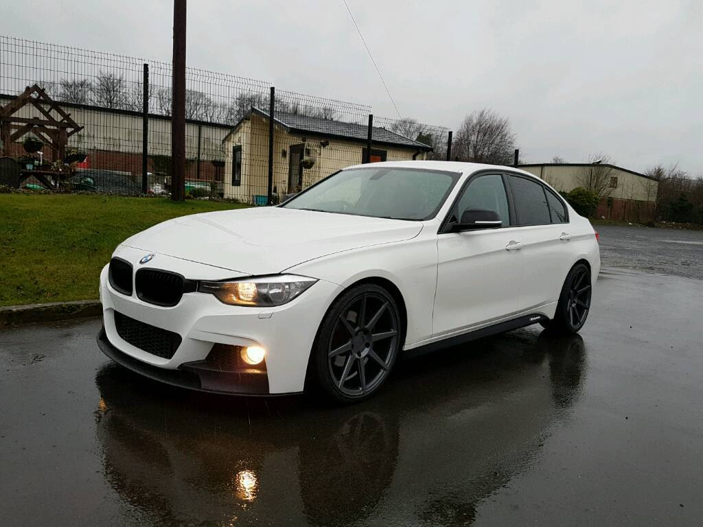 2012 bmw 320d m sport m performance kit in londonderry county londonderry gumtree. Black Bedroom Furniture Sets. Home Design Ideas