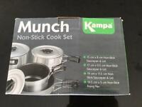 Kampa Munch Non Stick Cook Set
