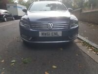 2012 VW Passat 2.0 TDI BlueMotion Tech. PCO/Uber Ready