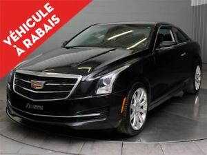 2015 Cadillac ATS 4 COUPE AWD 2.0T MAGS CUIR