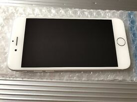 Apple iPhone 6 16GB Silver Factory Unlocked to any Network in Average condition