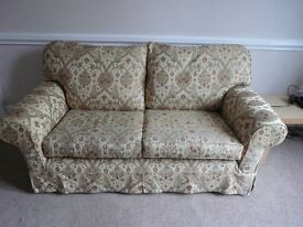 Sofa (3 seater, fabric covered)