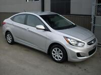Hyundai Accent Berline 2013 * AUTO+AIR+Gr élec = 38700 Km = $39/