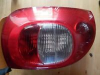 Citroen Xsara Picasso Rear Light Unit (Passenger) - Ex con - Fits 2001, 2002, 2003, 2004, 2005, 2006