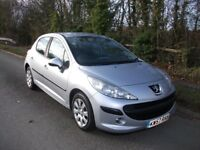 2008 PEUGEOT 207 FULL SERVICE HISTORY BY PEUGEOT 1360cc