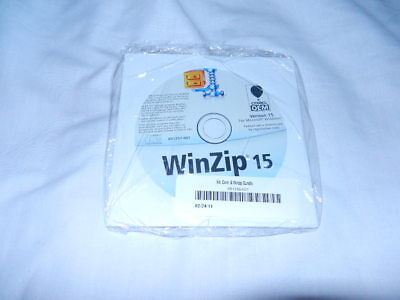 Corel Oem Winzip And Courier 15 Dvd   New