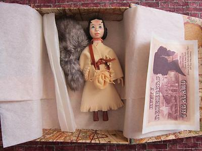 New In Box Special Souvenir San Antonio TX Hitty Event Doll & Extra Goodies