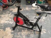 Johnny G elite spinning bike - professional gym bike