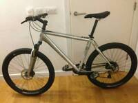 Great condition Trek 4300 double disc and suspension 50cm mountain bike