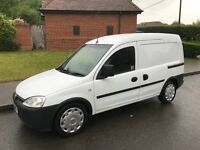 VAUXHALL COMBO 1.3 CDTI DIESEL 2006 06-REG FULL SERVICE HISTORY *1 YEARS MOT* DRIVES EXCELLENT