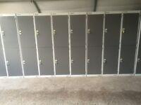 Large Metal Lockers