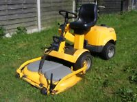 STIGA PARK ROYAL RIDE ON LAWN MOWER GARDEN TRACTOR