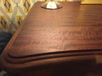 Sideboard cabinet wood