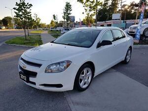 2012 Chevrolet Malibu LS Accidents Free