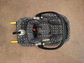 Mamas and papas baby car seat with mamas and papas isofix base