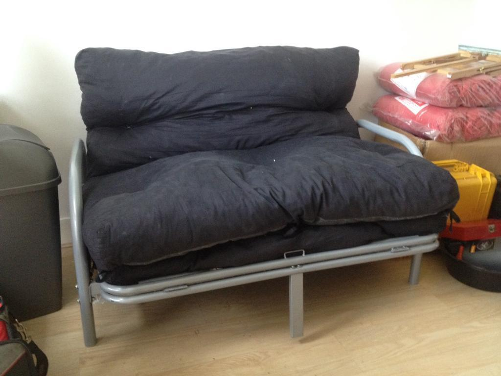Futon Sofa Bed Muswell Hill 10