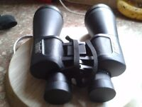 Bushnell 11 x 60 binoculars in excellent condition