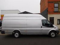 Finance Available & NO VAT! Ford Transit 2.2TDCi LWB jumbo 1 owner 62 plate full service history(47)