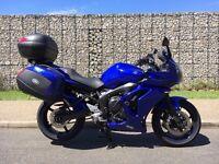 Yamaha FZ6 Fazer 600 S2 - 2007, includes many extras!