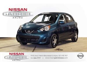 2016 Nissan Micra 1.6 SV+BLUETOOTH+AIR CLIM