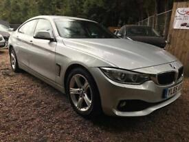 BMW 4 Series Gran Coupe 2.0 418d SE Gran Coupe (s/s) 5dr FREE WARRANTY, AMAZING IN/OUT! P/X WELCOME