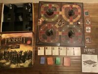 The Hobbit an Unexpected Journey - Board Game - Excellent Condition