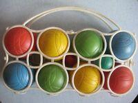 Beach/Garden Bowls Set