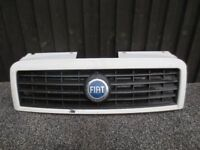 Fiat Scudo front grill grille - also fits the citroen dispatch or peugeot expert
