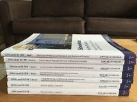 CFA 2016 Level 3 Schweser Text Books
