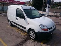 Renault KANGOO Panel Van. In very good condition. Light use only.