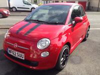 Fiat 500 TwinAir Plus Start/Stop 2012 m/y
