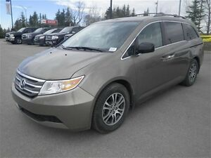 2013 Honda Odyssey EX-L /Fully Loaded/ Leather Dvd Sunroof