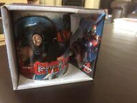 Captain America Civil War Mug
