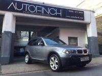 BMW X3 2.0 d Sport 5dr Diesel 6 speed Manual Drives Lovely