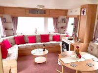 8 BERTH CARAVAN TO RENT IN GOLDEN SANDS PARK, RHYL, NORTH WALES