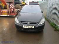2005 Peugeot 307 1.6 petrol 295 ovno spares & repairs