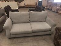 Grey 3 seater sofa from NEXT