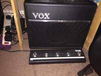 Vox vt20+ valve amp bargain!!! perfect for practice or gigs